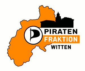 Logo Piratenfraktion Witten
